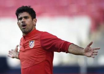 Atlético Madrid reportedly set for 30m-euro Diego Costa bid