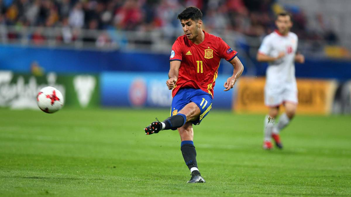 Asensio's warning to Barça: he has scored in every debut