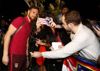 PSG consider paying €100m clause for Oblak