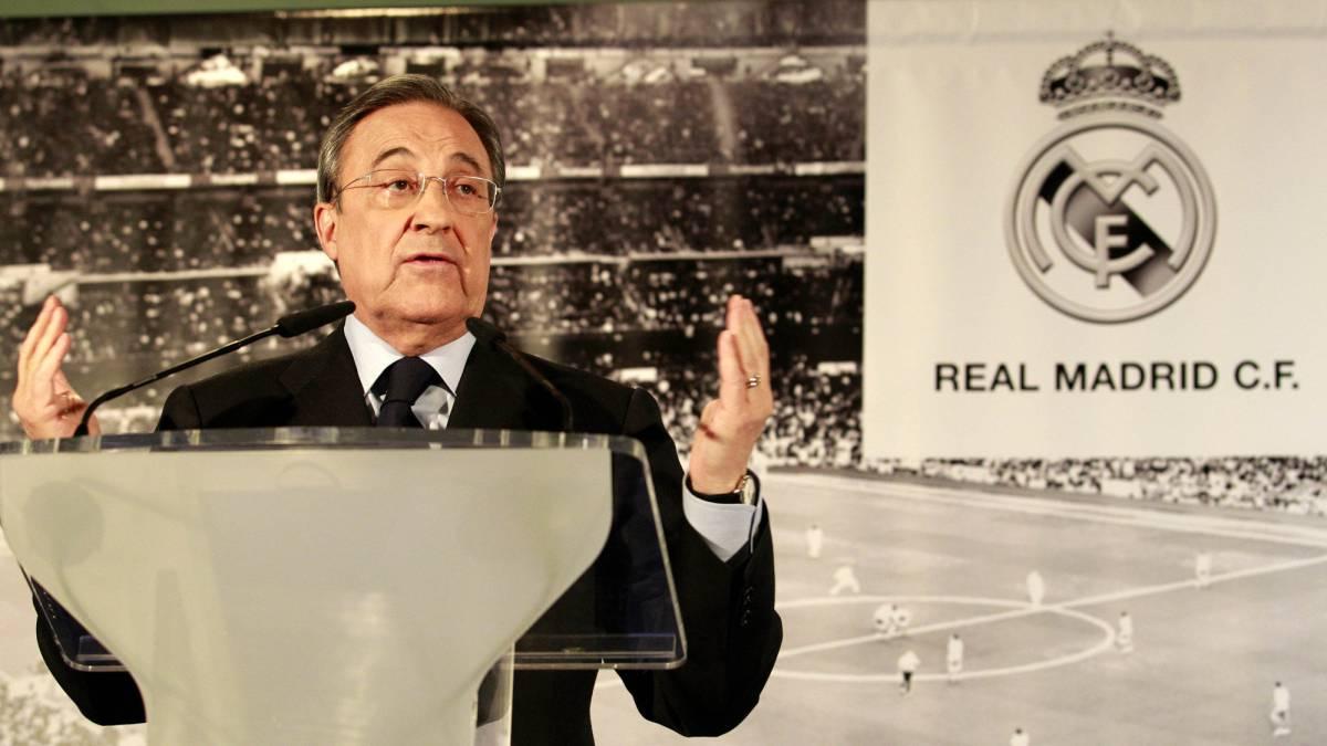 Florentino inicia su quinto mandato en el Madrid