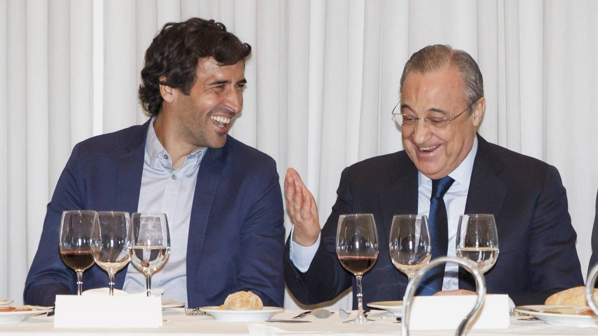 Raúl será adjunto al director general del Real Madrid