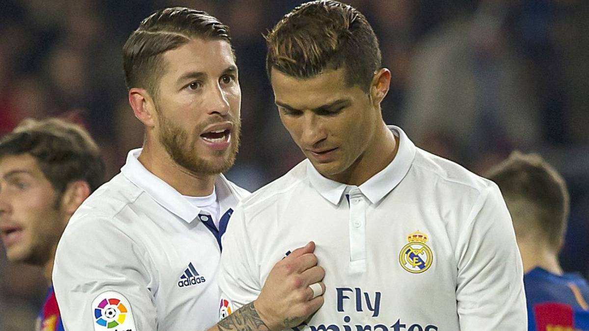Cristiano reportedly confirms to Sergio Ramos he wants to leave