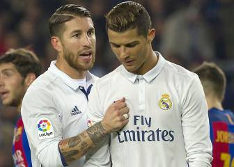 Cristiano reportedly confirms to Ramos that he wants out