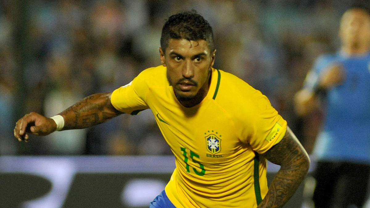 Barcelona inició negociaciones para fichar al brasileño Paulinho