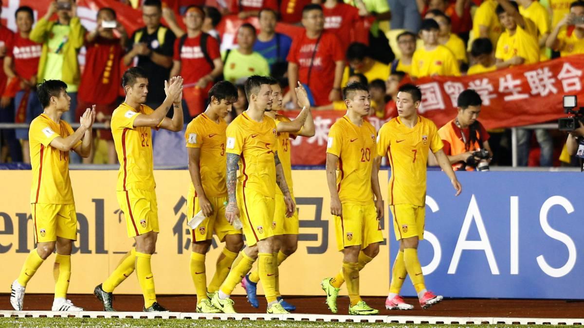 La sub-20 de China jugará en la cuarta división de Alemania