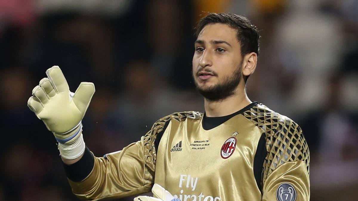 Donnarumma negociará su renovación con el Milán, según su agente