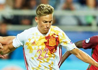 Betis approach Madrid over Marcos Llorente loan deal