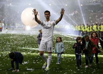Two Champions Leagues, the World Cup... Arbeloa retires