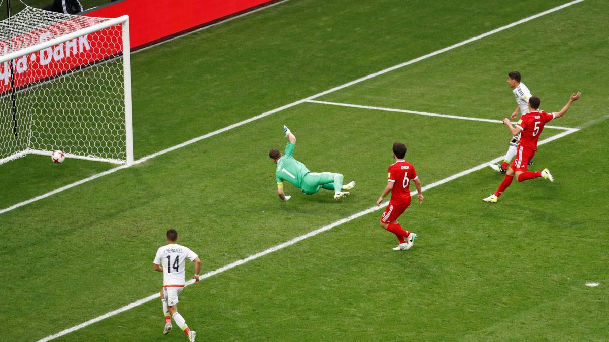 Portugal gana su grupo y avanza a semis en Confederaciones