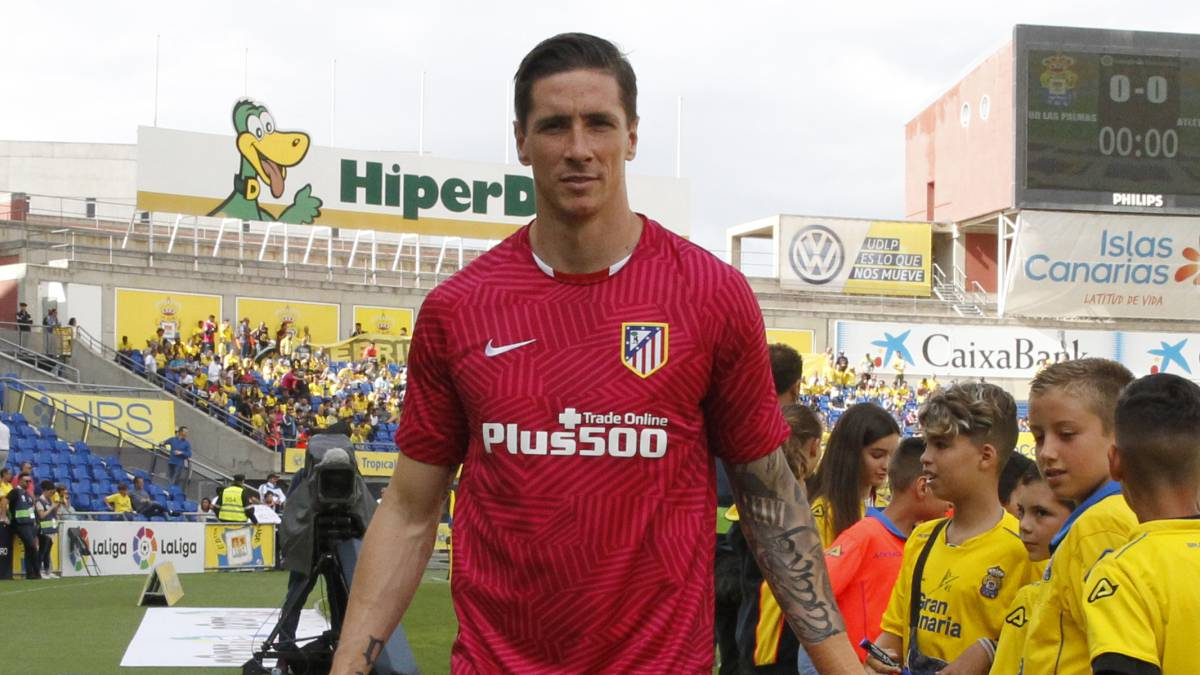 Atlético Madrid New Torres deal at Atlético imminent AS