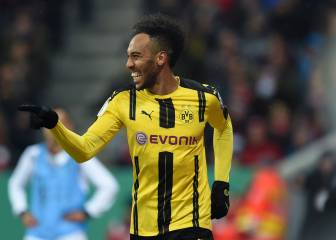 Atlético alert as Dortmund show willingness to sell Aubameyang