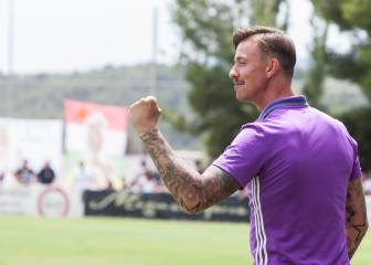 Guti has eyes on first team job