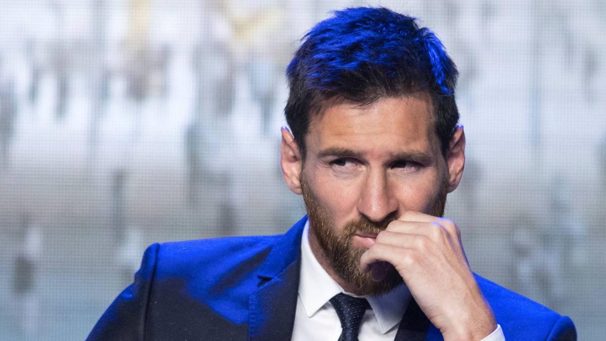 Lionel Messi celebra sus 30 años