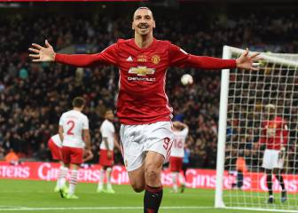 Atlético Madrid linked with move for Zlatan Ibrahimovic