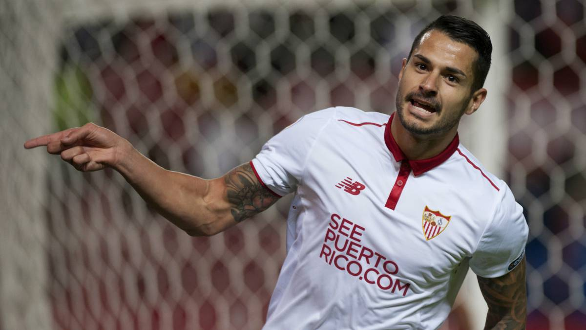 Chelsea eye raid for £35m-rated Sevilla star Vitolo