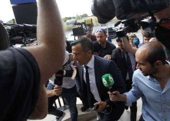 Super-agent Jorge Mendes in court over Falcao 'tax evasion'