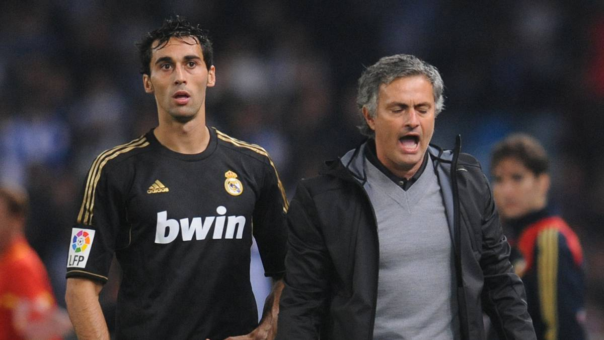Álvaro Arbeloa habló sobre Mourinho, Casillas, Cristiano, Piqué y Xabi Alonso.