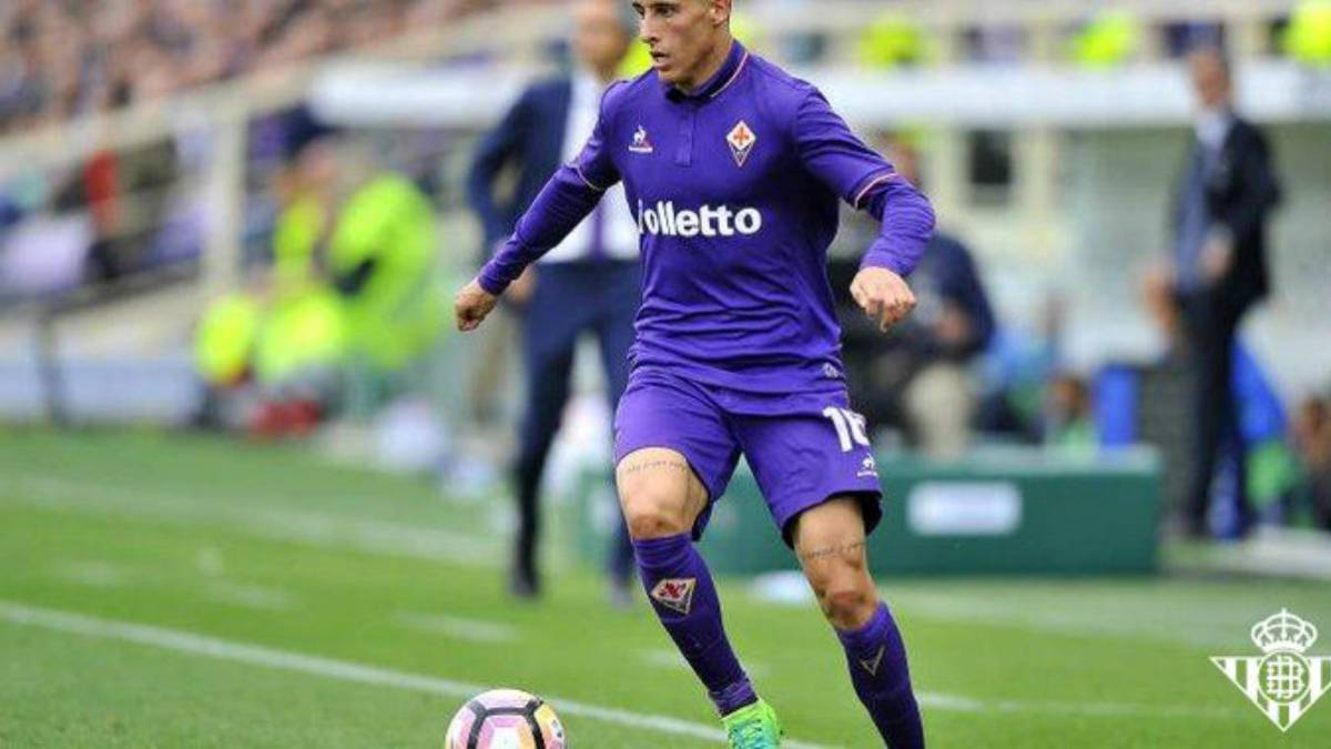 Cristian Tello Completes Five Year Move From Barcelona To Betis