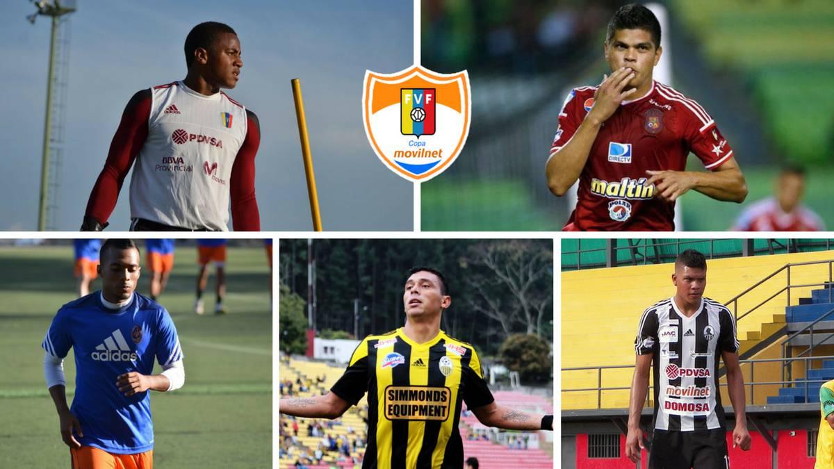 Los 5 nombres propios del Torneo Apertura en Venezuela - AS.com de48b35630706