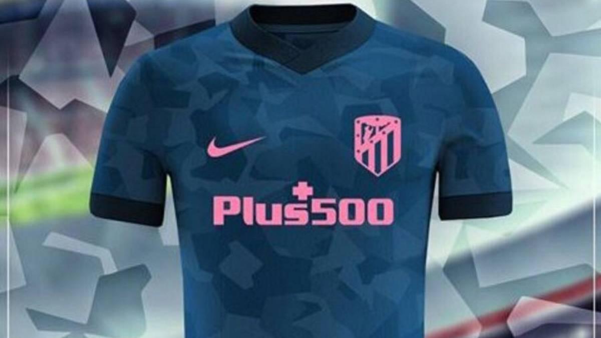 834171184cecd segunda equipacion Atlético de Madrid precio