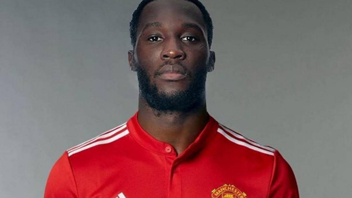 4cca5df33f5c Official: Manchester United confirm Romelu Lukaku deal - AS.com