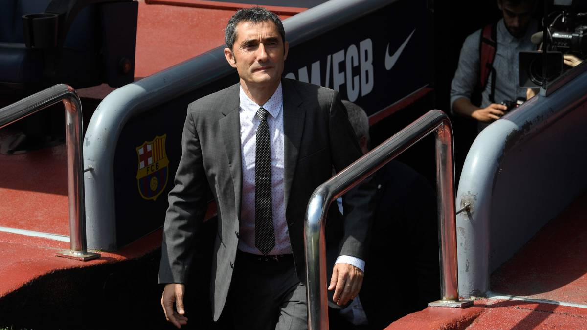 Arranca el nuevo Barcelona de Ernesto Valverde