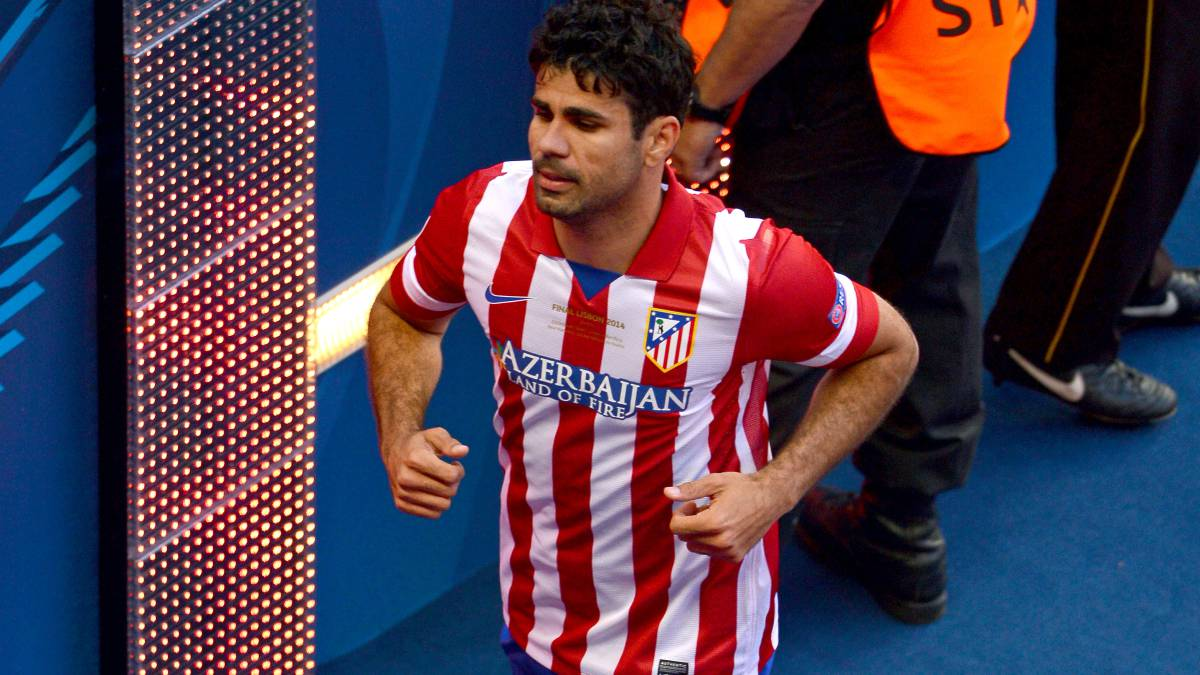 Costa given extra time off with Chelsea future uncertain