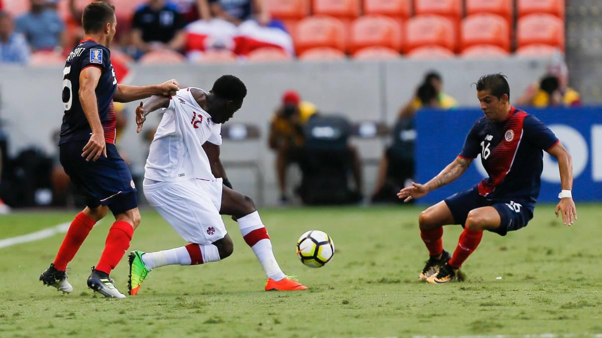 Costa Rica 1-1 Canadá: resumen, goles y resultado - AS.com