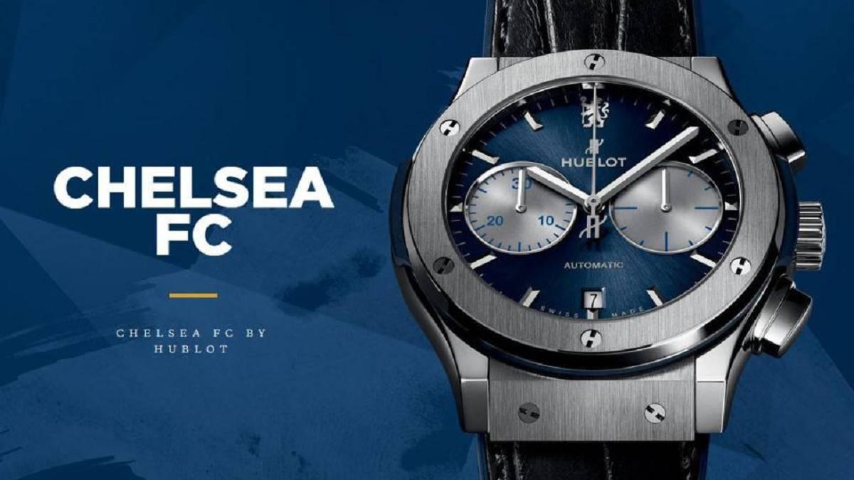 c4aec9f4fead El reloj Hublot que le ha regalado Abramovich a la plantilla del Chelsea
