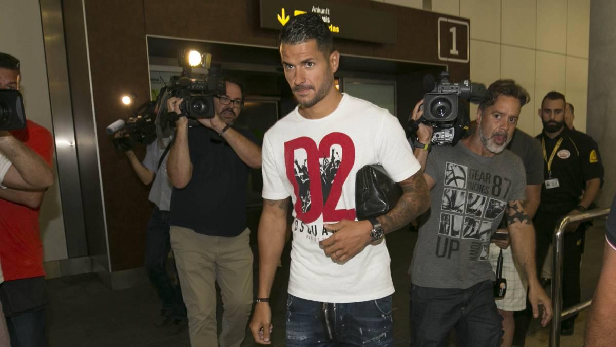 Vitolo utilizó el Sevilla para que el Atlético le diera más dinero