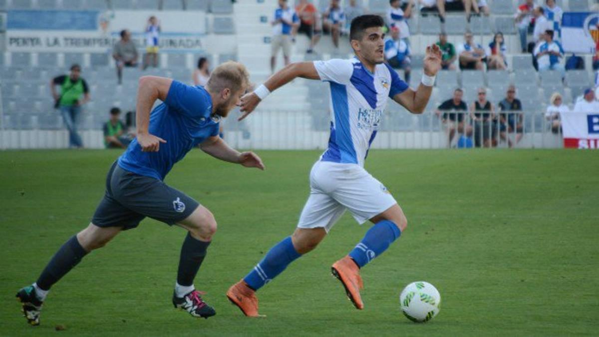 Sandro Toscano vuelve al Nastic por dos temporadas - AS.com 3758577ee11d5