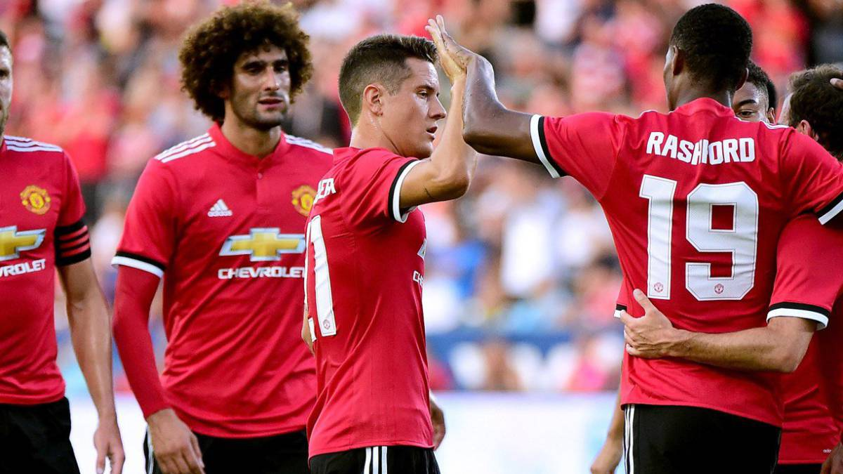 Herrera tells Real Madrid: De Gea happy at Man Utd!