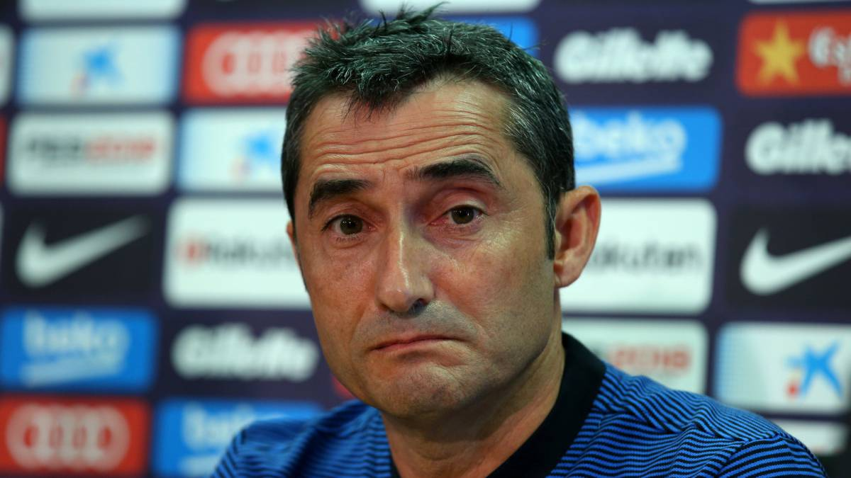 Barça - Getafe : la conférence d'avant match de Valverde