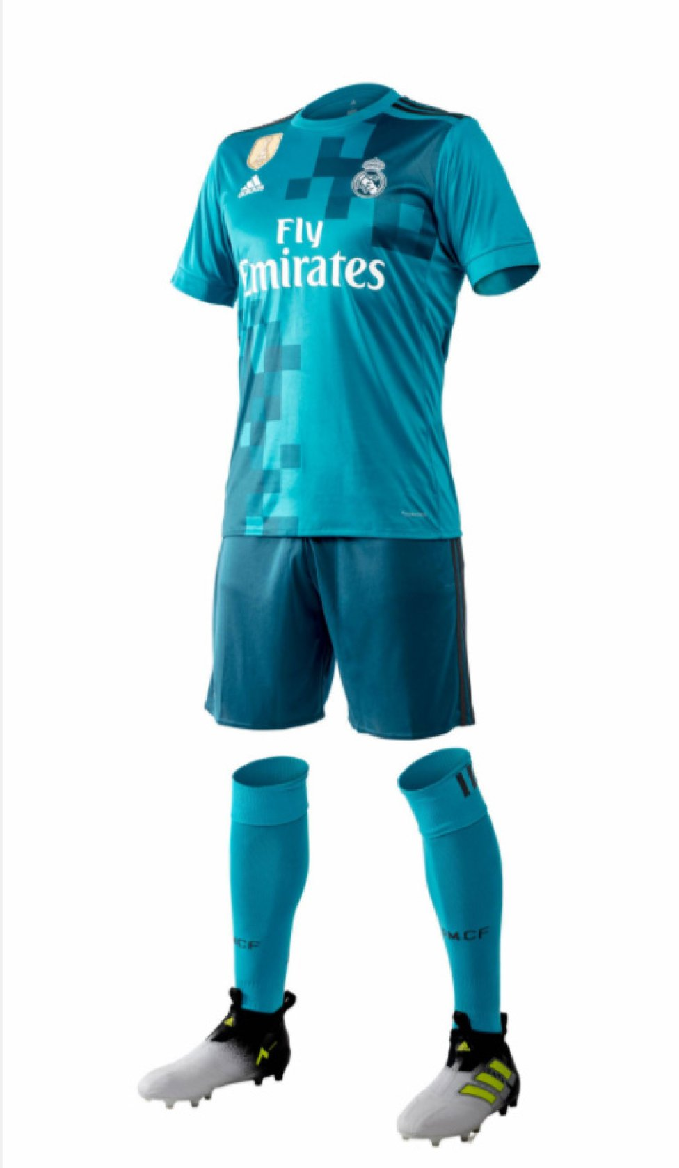 88a915402214c Real Madrid s 2017 18 third kit - AS.com