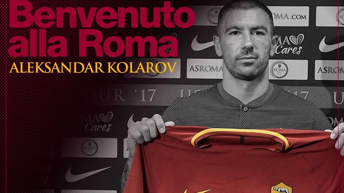 Aleksandar Kolarov deja Mánchester City y ficha por la Roma