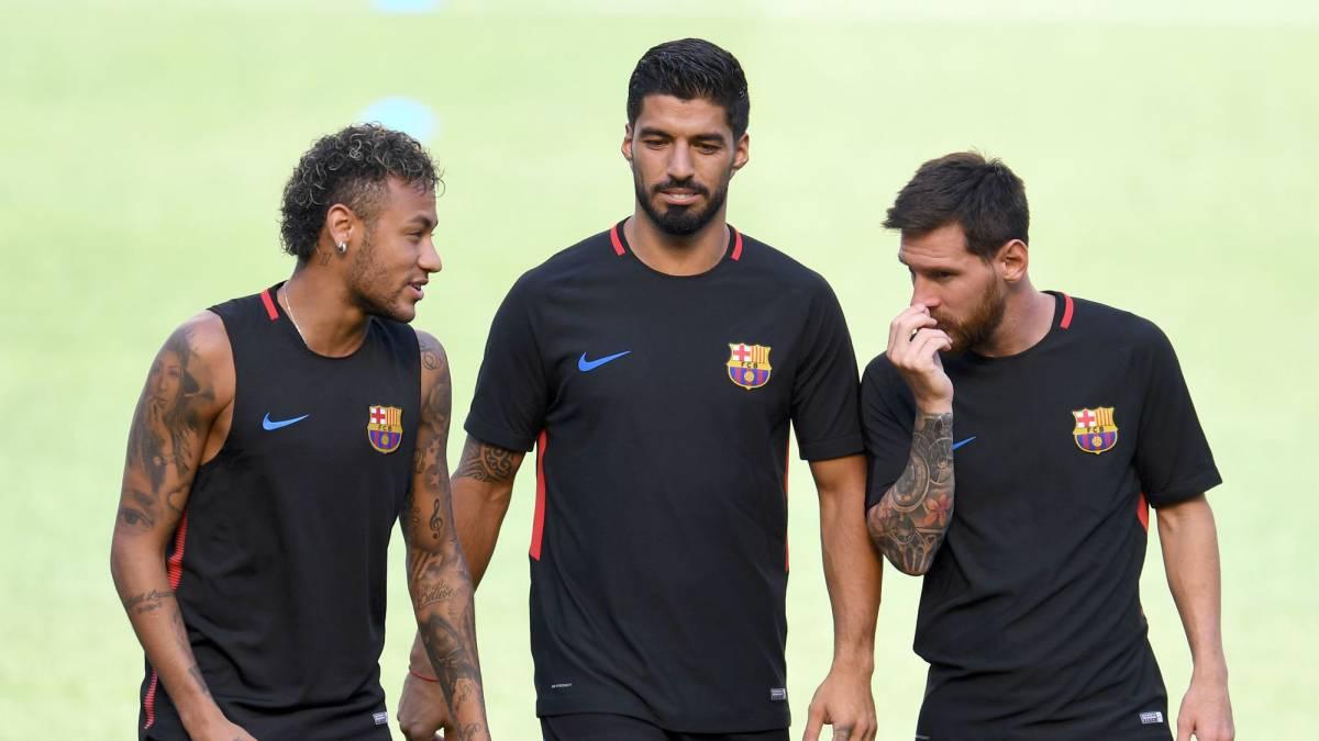 ¿Se quedará?: Barcelona derrotó a Juventus en amistoso con doblete de Neymar