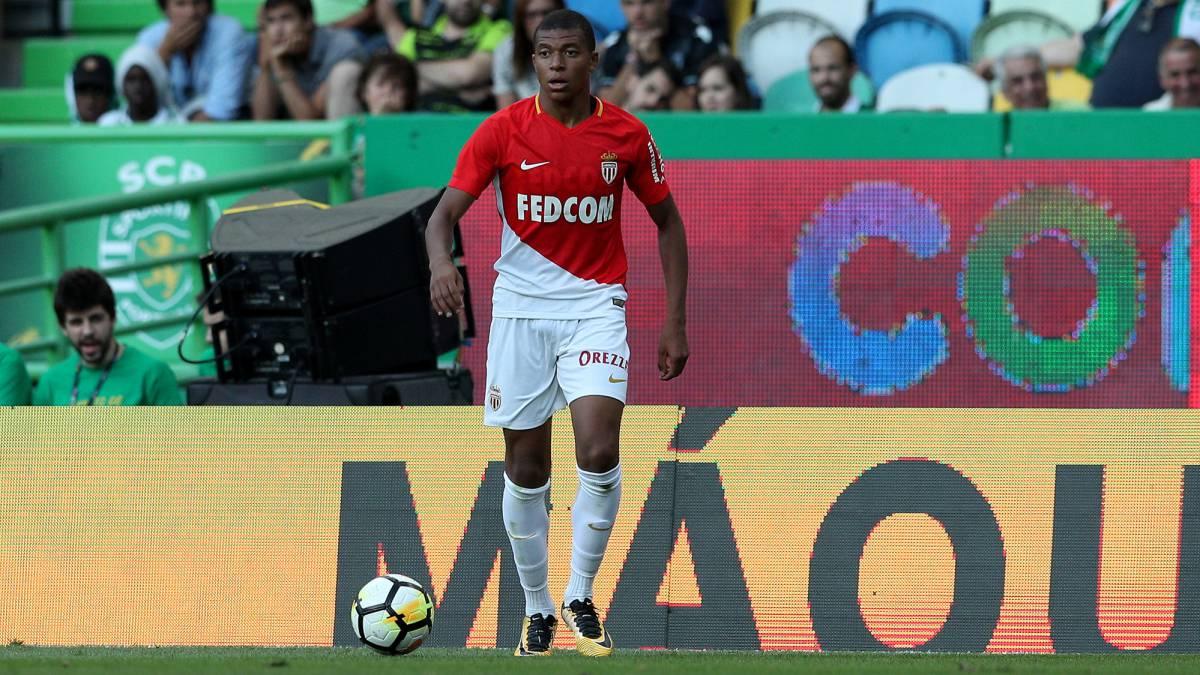 Mónaco niega la monstruosa venta de Mbapeé al Real Madrid