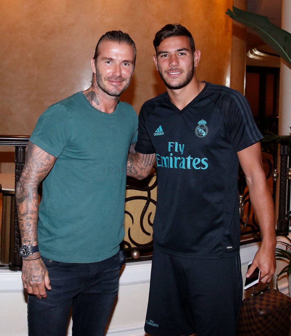 ¿Cuánto mide David Beckham? - Real height 1501054096_308040_1501054406_album_grande