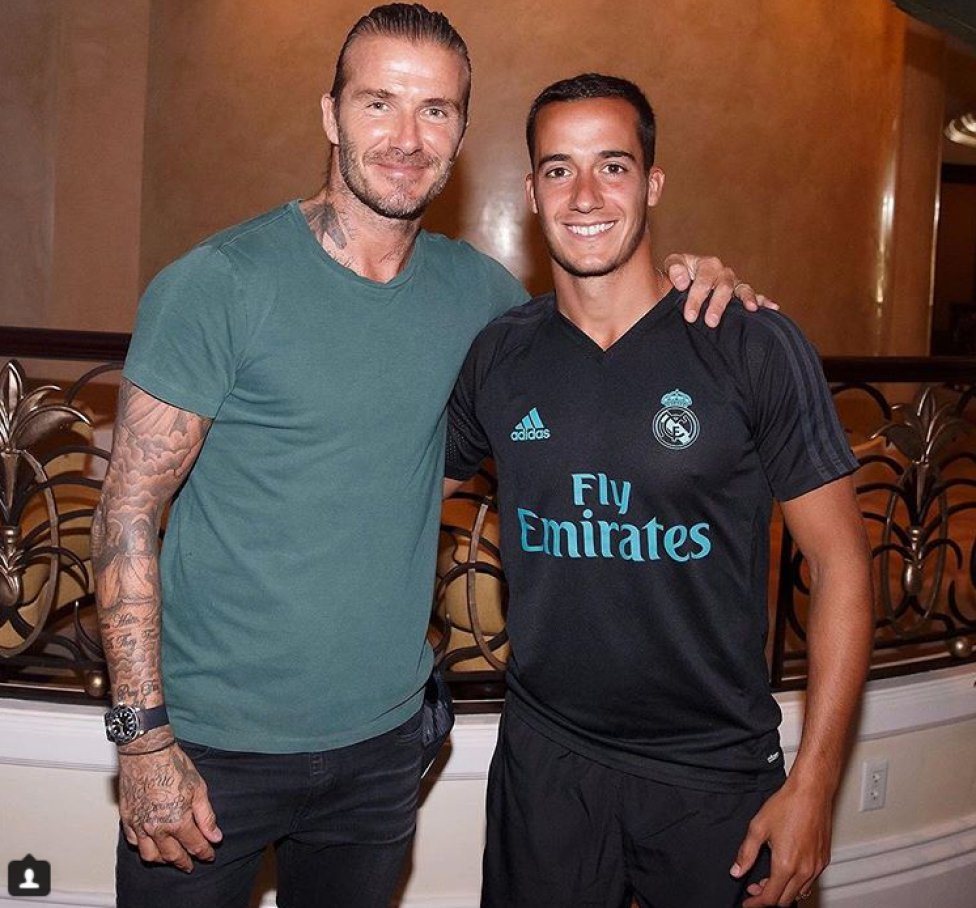 ¿Cuánto mide David Beckham? - Real height 1501054096_308040_1501060147_album_grande