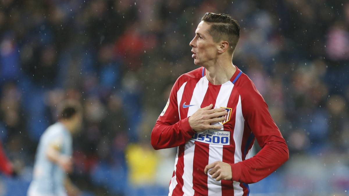 "Fernando Torres ""My plan is to retire at Atlético Madrid"" AS"
