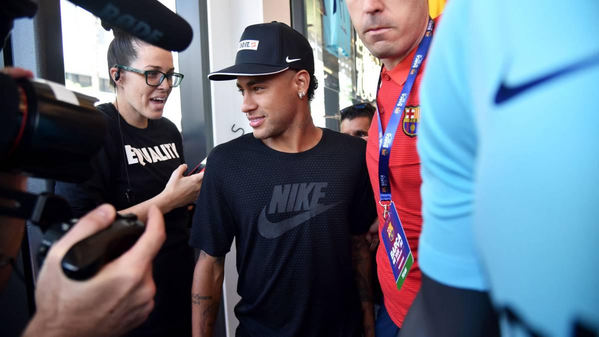 Neymar la liga francesa apoya al PSG y va contra LaLiga