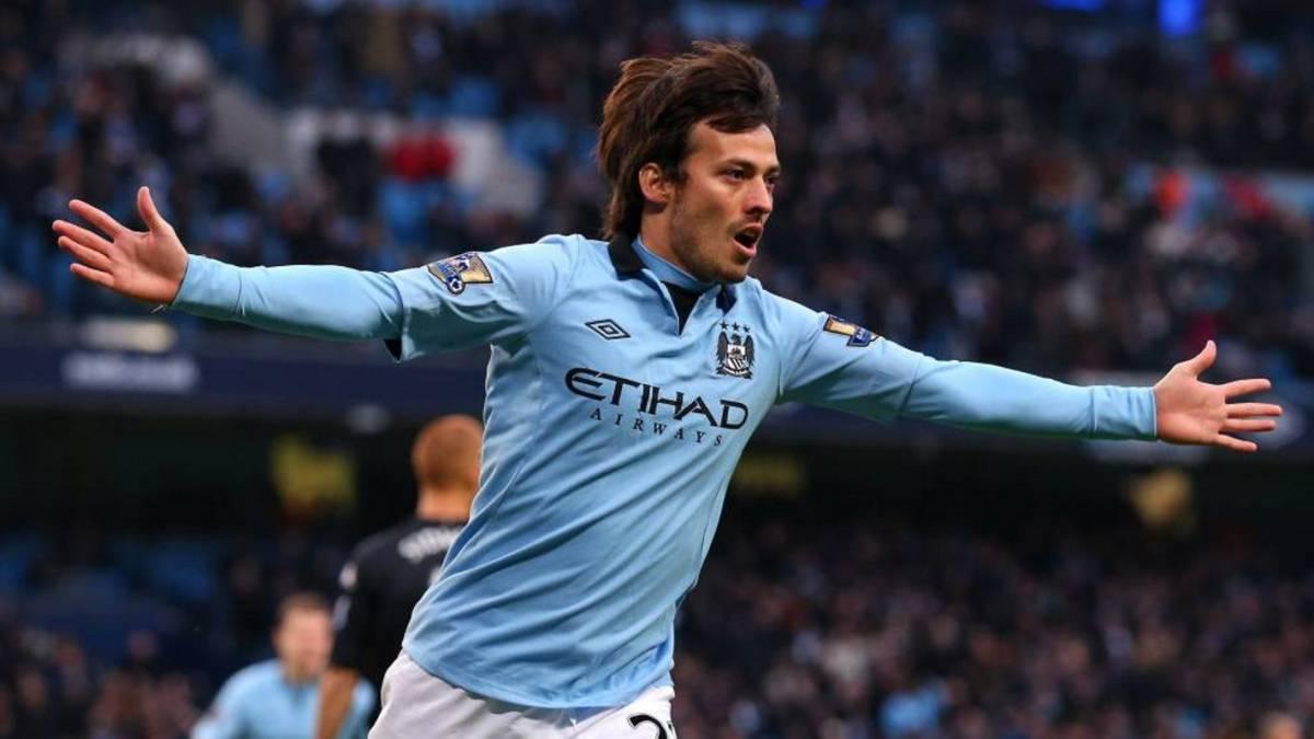 Las Palmas open talks with Manchester City s David Silva AS
