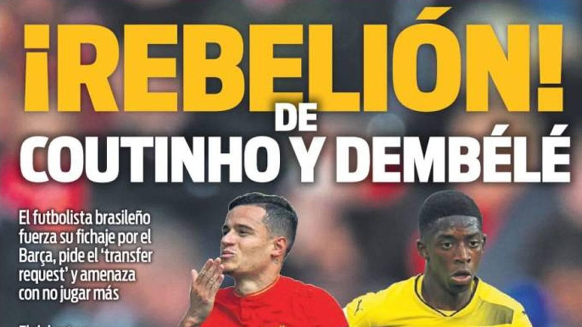 Liverpool rechazó una nueva oferta del Barcelona por Coutinho