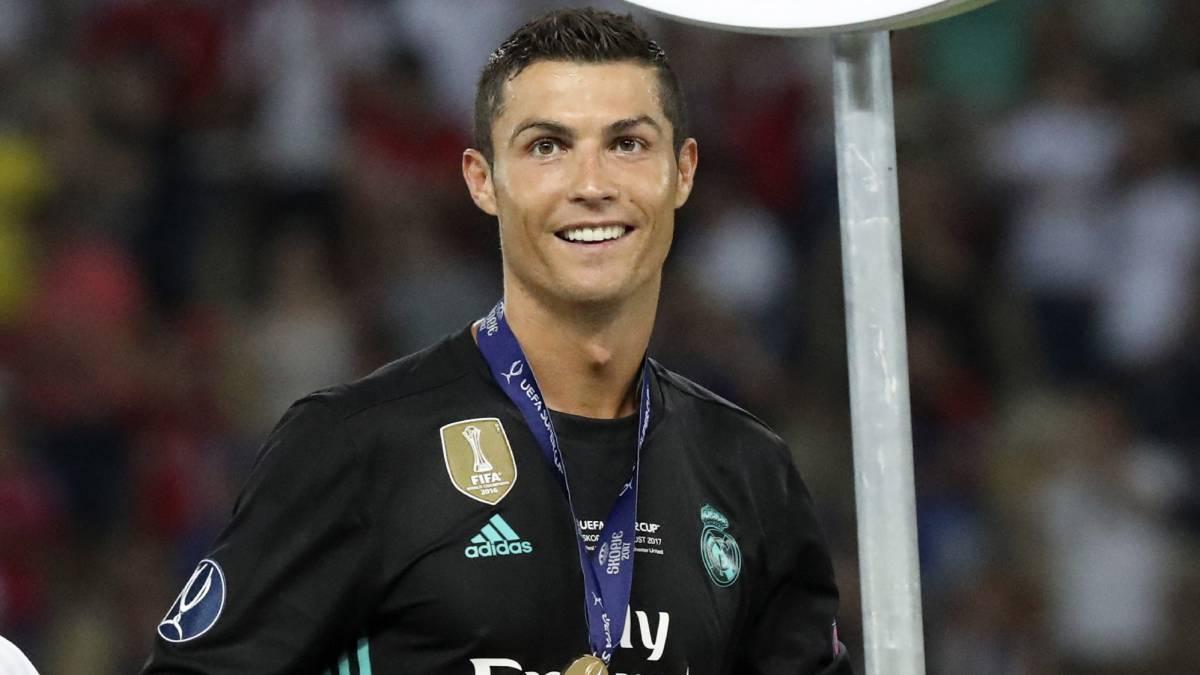 Ratifican suspensión de 5 partidos a Cristiano Ronaldo