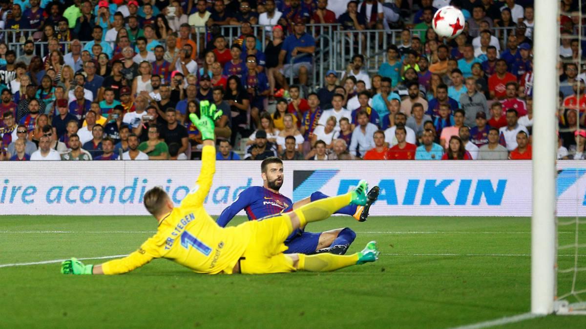 Cristiano Ronaldo, suspendido cinco partidos tras empujar al árbitro