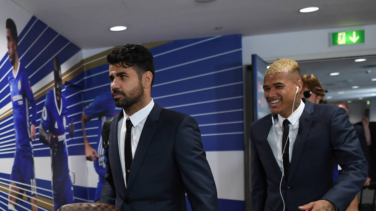 Diego Costa Reveals About Mourinho's Phone Call