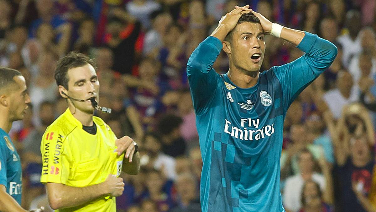 Cristiano Ronaldo  Real Madrid ace s five-match ban upheld 9c0506d73