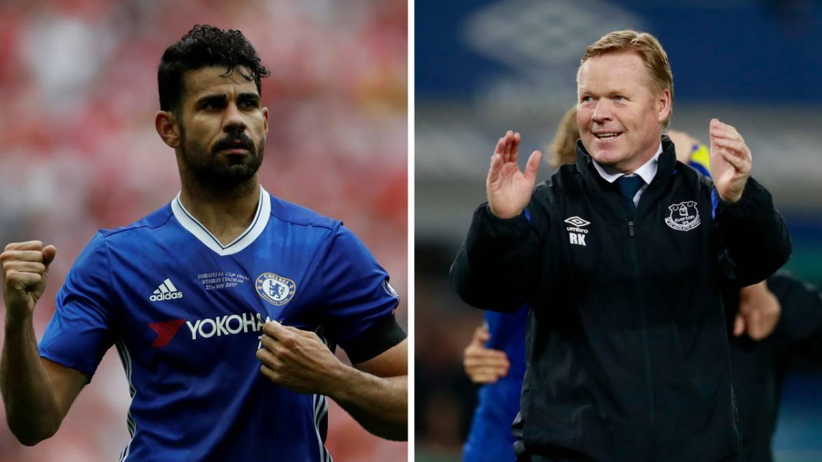 DT del Chelsea se burla de Diego Costa: 'Es tremendo. Prefiero reírme'