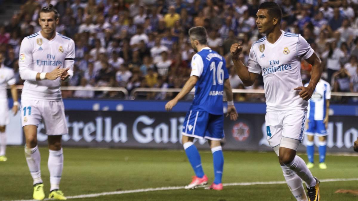 Comienza la Liga de España, con el Real Madrid como máximo favorito