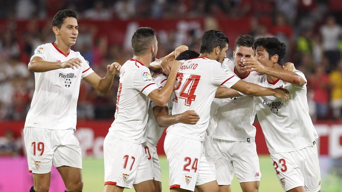 Sevilla-Basaksehir: horario, fecha, canal de TV y dónde ver online ...